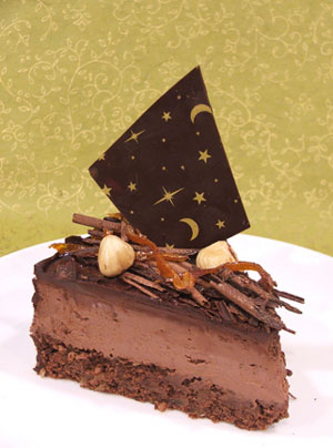 moosewood vegan chocolate cake